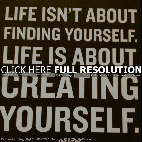 Good Quotes About Being Yourself: Be Yourself Quotes And Sayings. QuotesGram