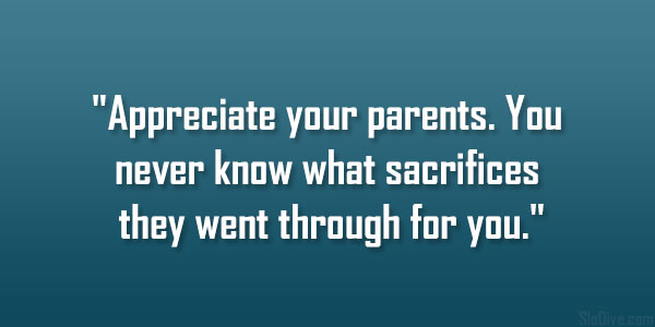 Parents Love Quotes. QuotesGram