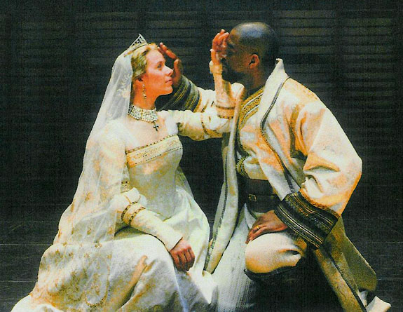 a personal first impression of the play othello Othello's character during the play is first shown as a hero of give a bad impression of othello when he is does not like personal.
