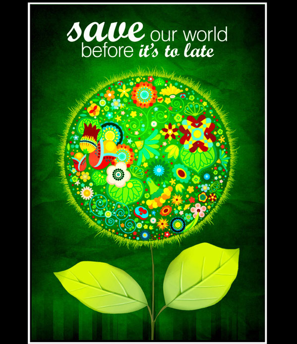 Save Our Earth Quotes....