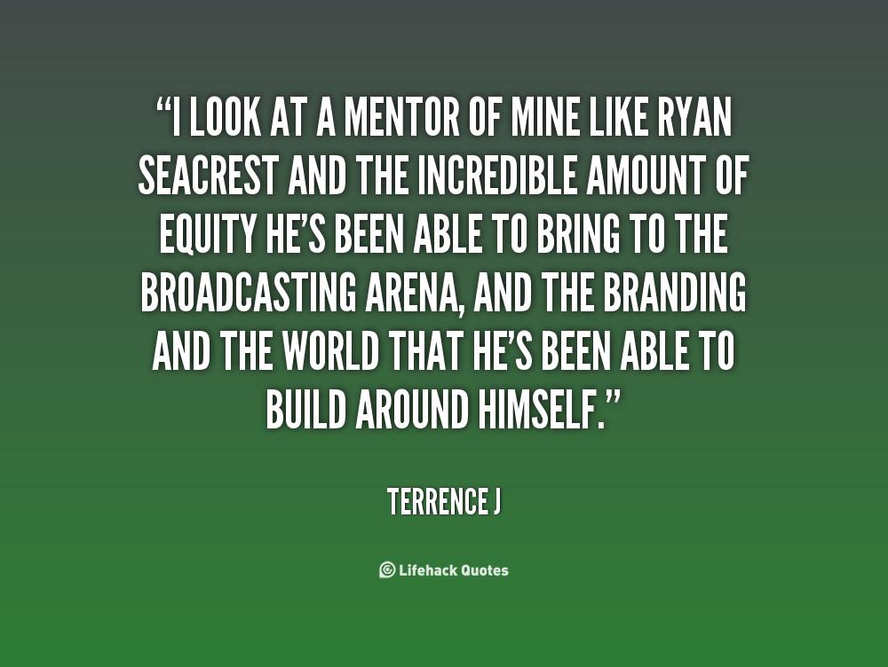 Favorite Inspiring Quotes: Famous Mentoring Quotes. QuotesGram