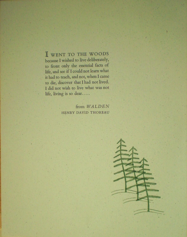 English: Thoreau's Journals