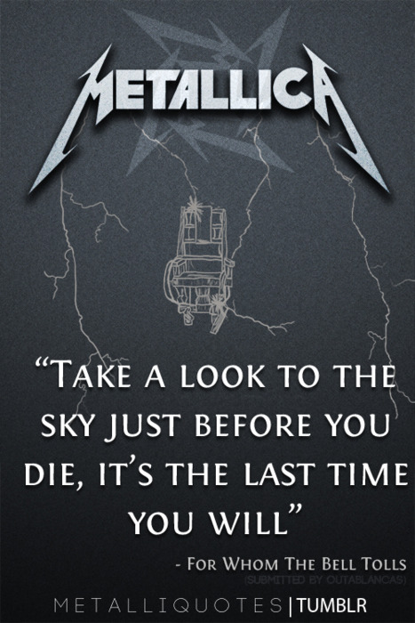 Metal Quotes