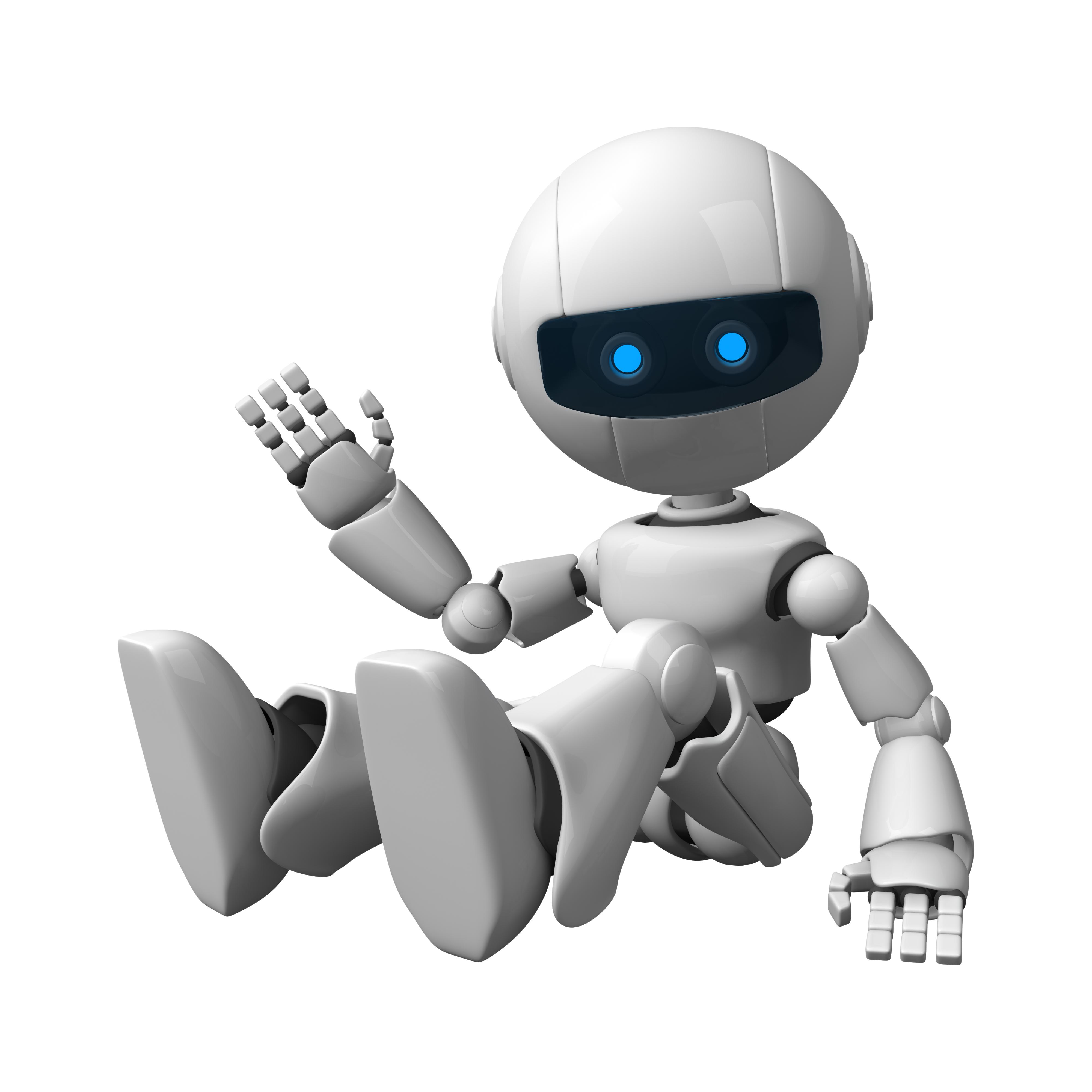 картинка с роботами для презентации возможность