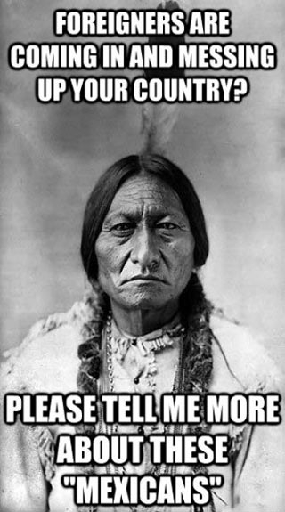 getting Native fucked american