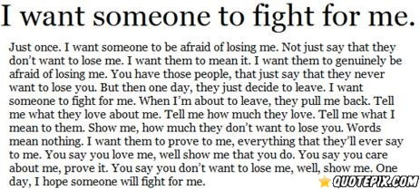 i want to be quotes relationship fight