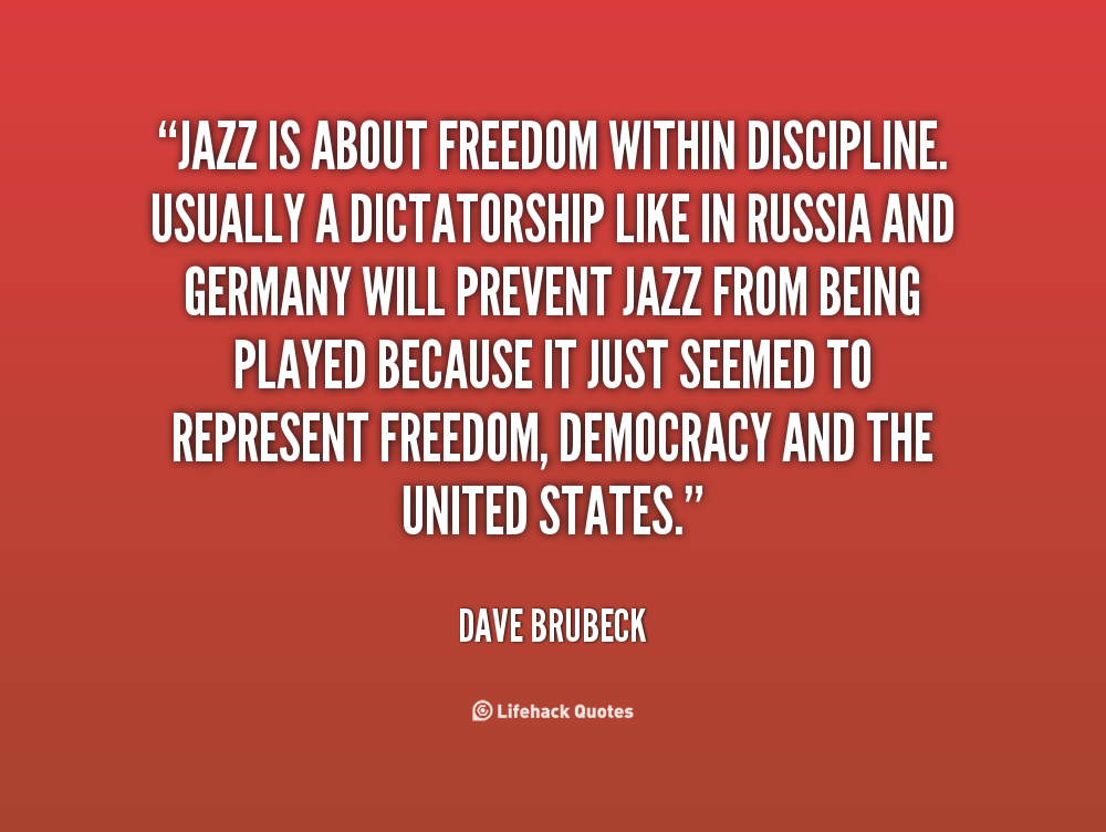 Quote About Jazz Music: Quotes About Jazz. QuotesGram