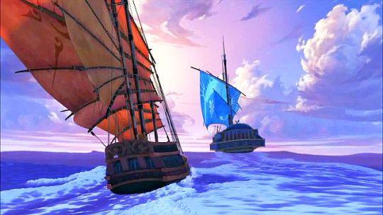 Seven Seas Sinbad Legend Of The Quotes Quotesgram
