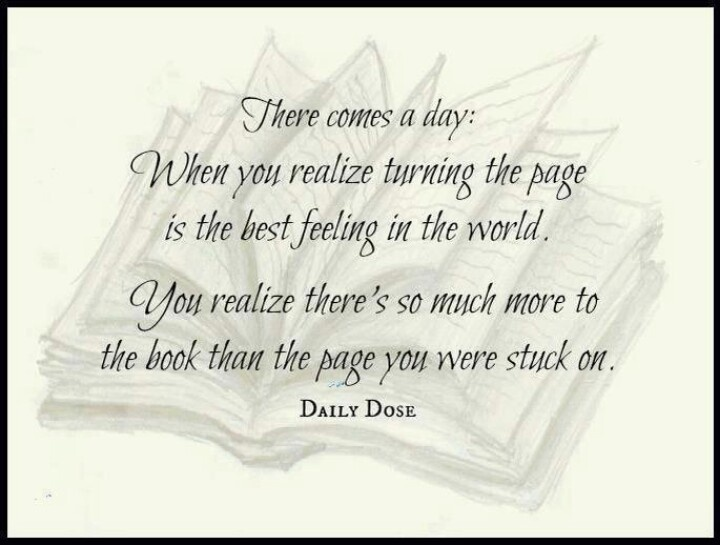 Quotes About Turning 29: Turn The Page Quotes. QuotesGram