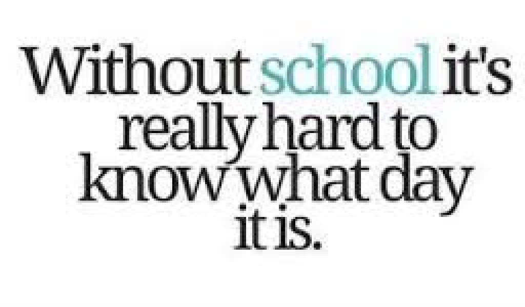 quotes about school life - photo #16