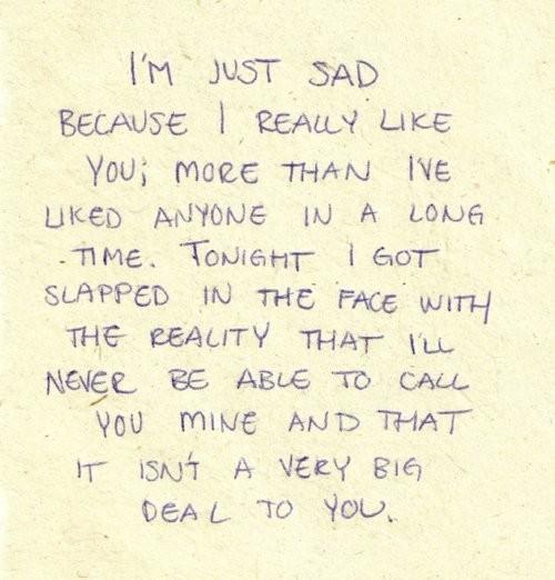 Quotes Deep Sad: Deep Sad Quotes About Life. QuotesGram