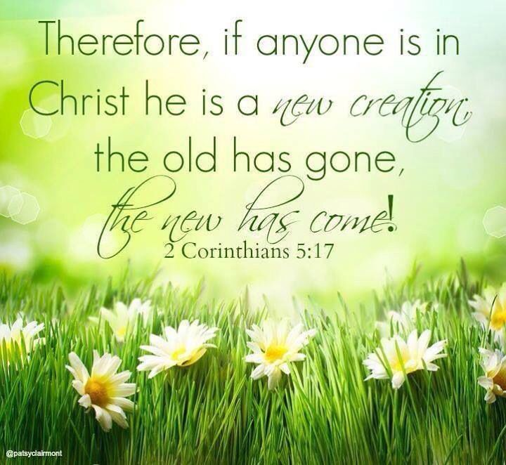 Quotes About New Life: New Life In Christ Quotes. QuotesGram