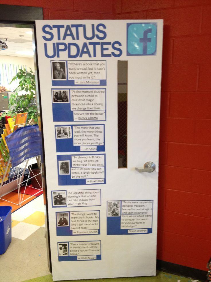 Classroom Decoration Ideas Quotes ~ Inspirational quotes for classroom doors quotesgram