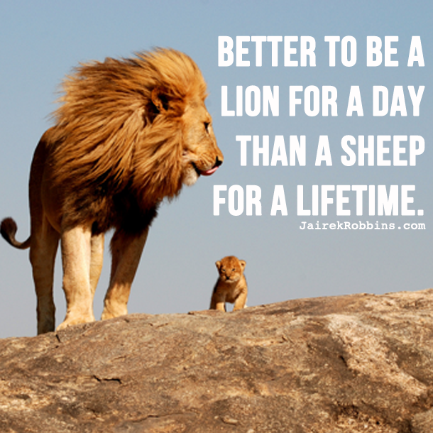 Motivational Quotes About Success: Success Quotes With Lion. QuotesGram