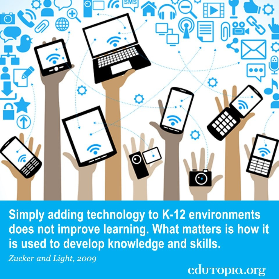 quotes about technology in education quotesgram