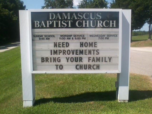 Church Sign Quotes Quotesgram