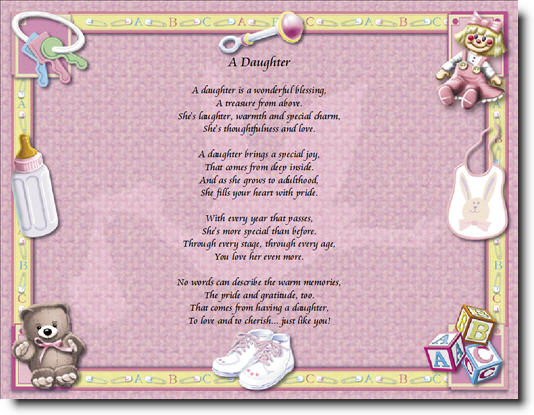 unborn baby girl poems - photo #24