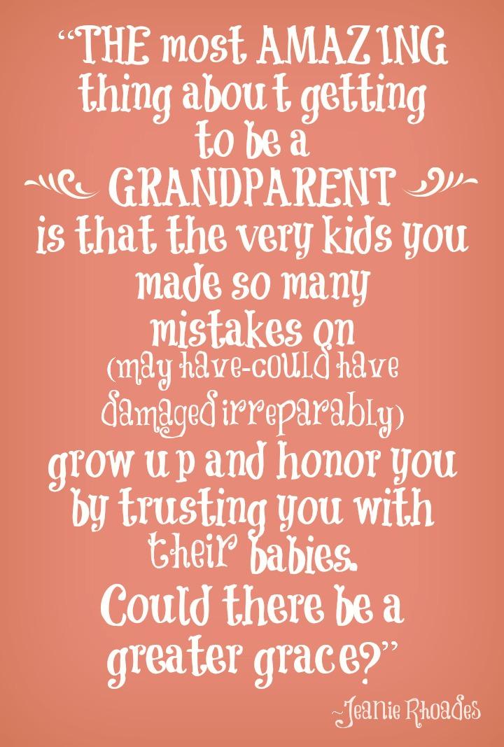 Grandchildren quotes
