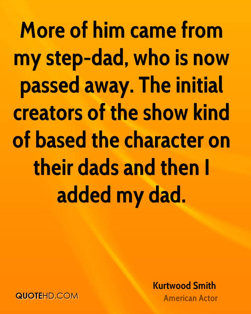 Father And Son Working Together Quotes: Passing Step Dad Quotes. QuotesGram