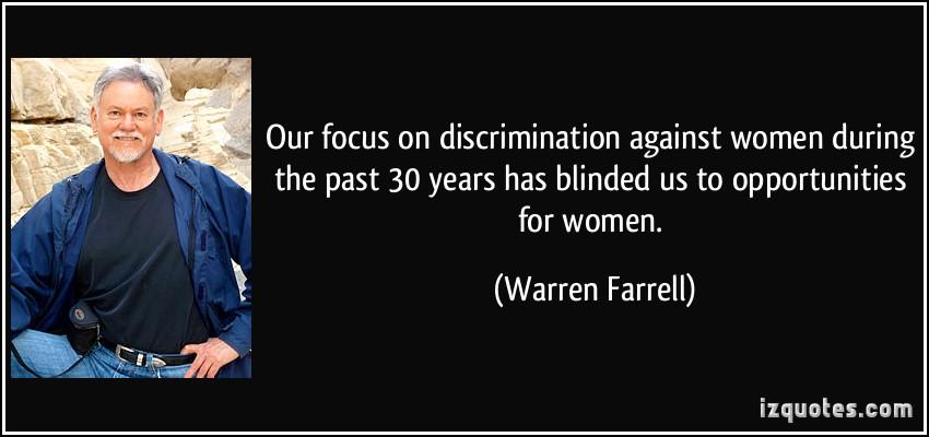 essays on discrimination against women