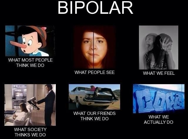 what is dating a bipolar person likes