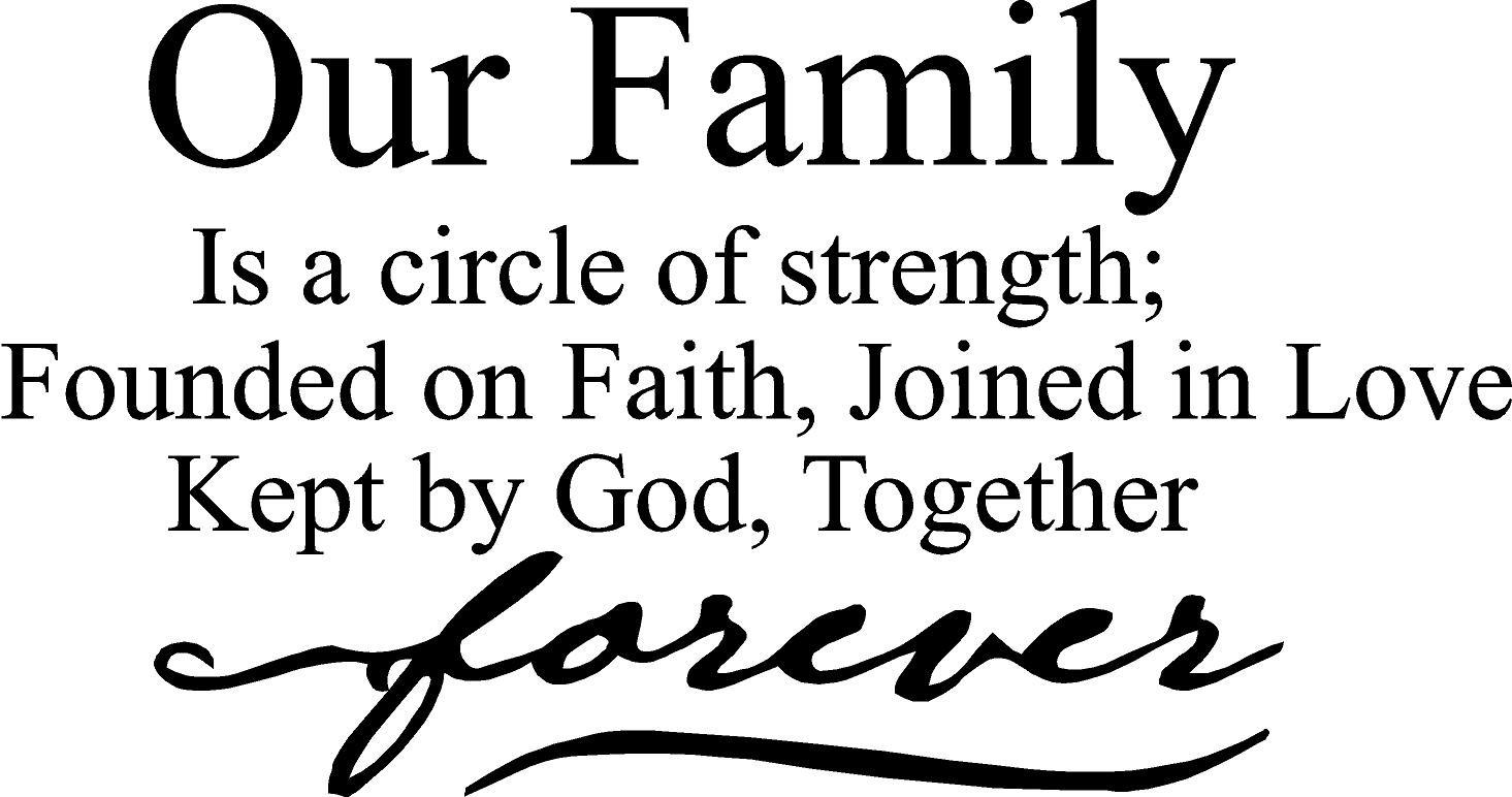 Unloyal Family Quotes And Sayings: Christian Family Quotes And Sayings. QuotesGram