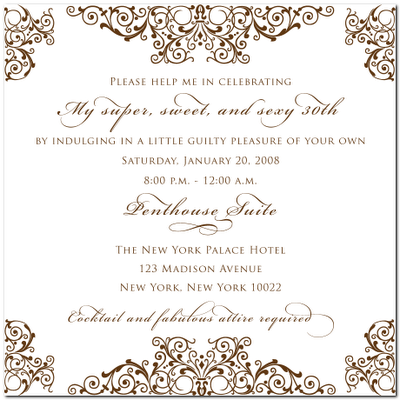 Birthday Invitation Quotes And Sayings. QuotesGram