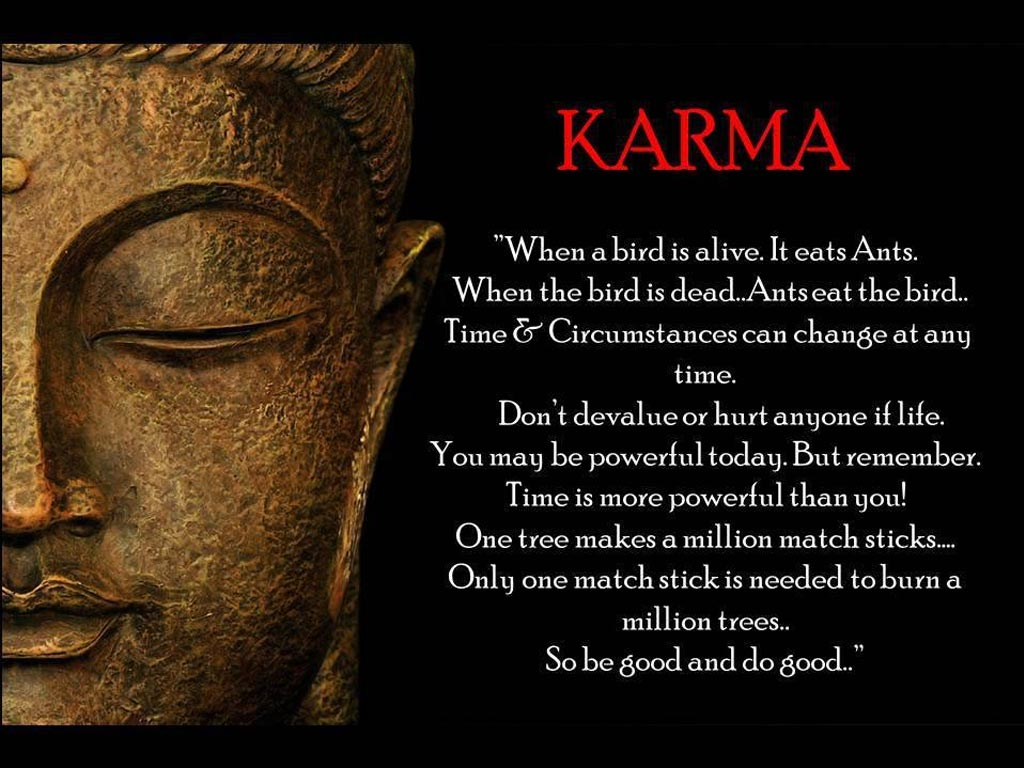 Quotes About Lying And Karma