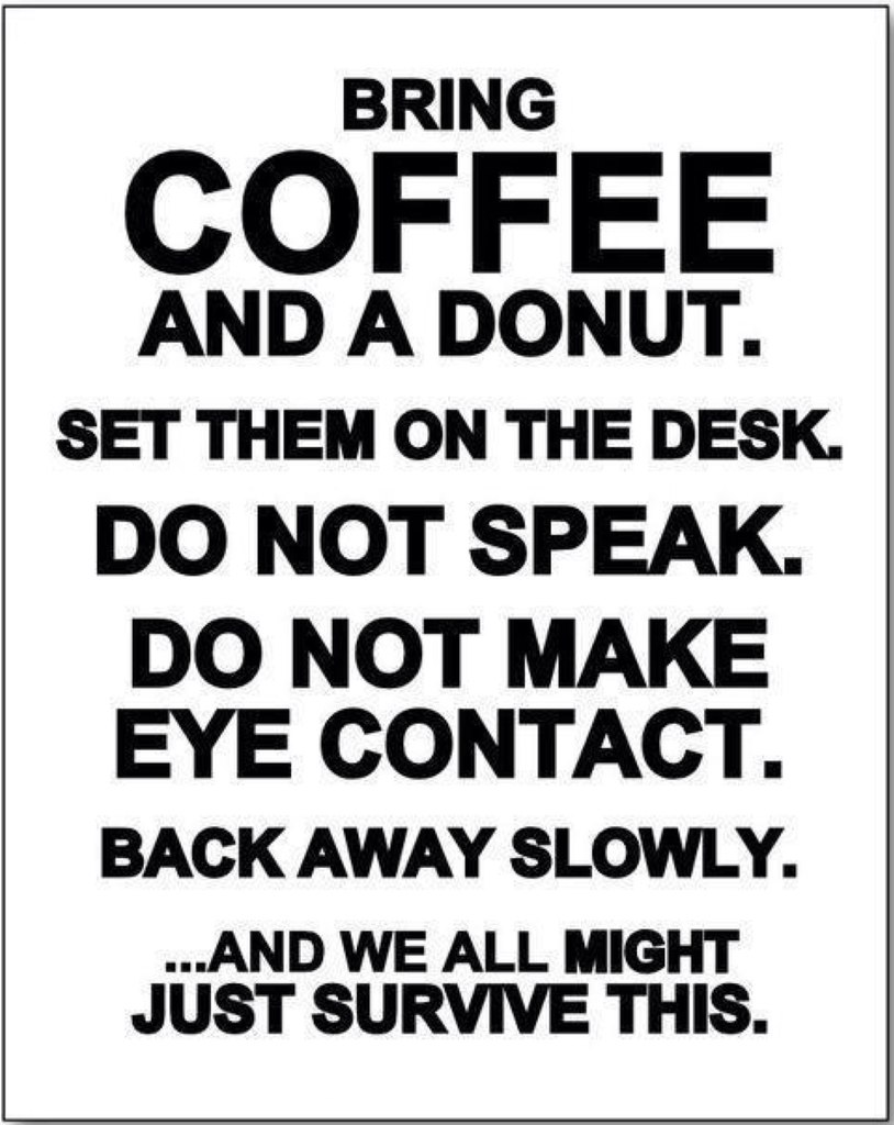 Morning Coffee Funny Quotes. QuotesGram