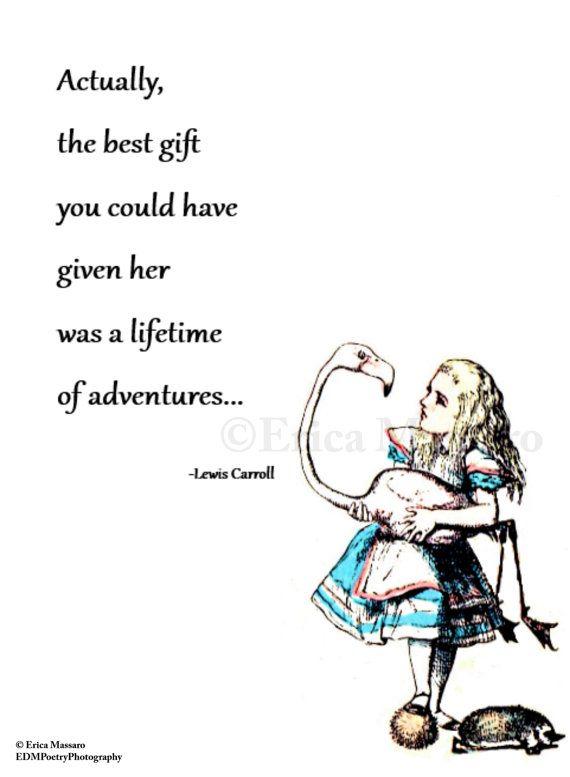 Alice Adventures In Wonderland Quotes Quotesgram
