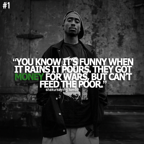 All Tupac Quotes: Tupac Quotes About War. QuotesGram
