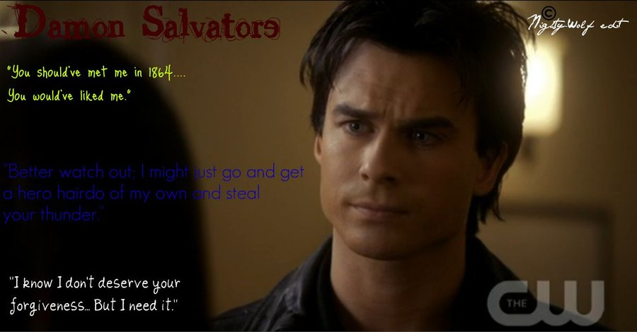 Sad damon salvatore quotes quotesgram for Damon quotes