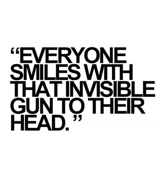 Quotes About Feeling Invisible To Everyone. QuotesGram