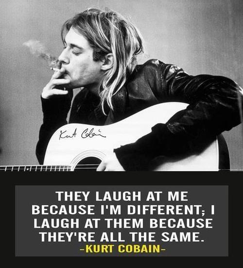 Kurt COBAIN MUGSHOT- Stickers Individual and packs 5, 10 ...  |Nirvana Feminism