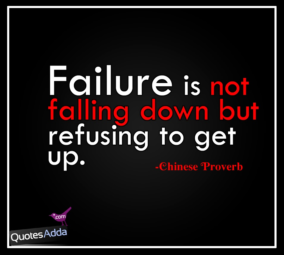 Sad Quotes Quotesgram: Sad Quotes About Failure. QuotesGram
