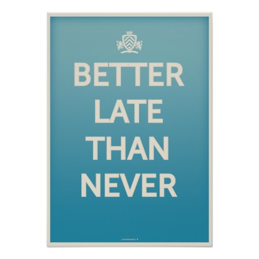 being late to work essay