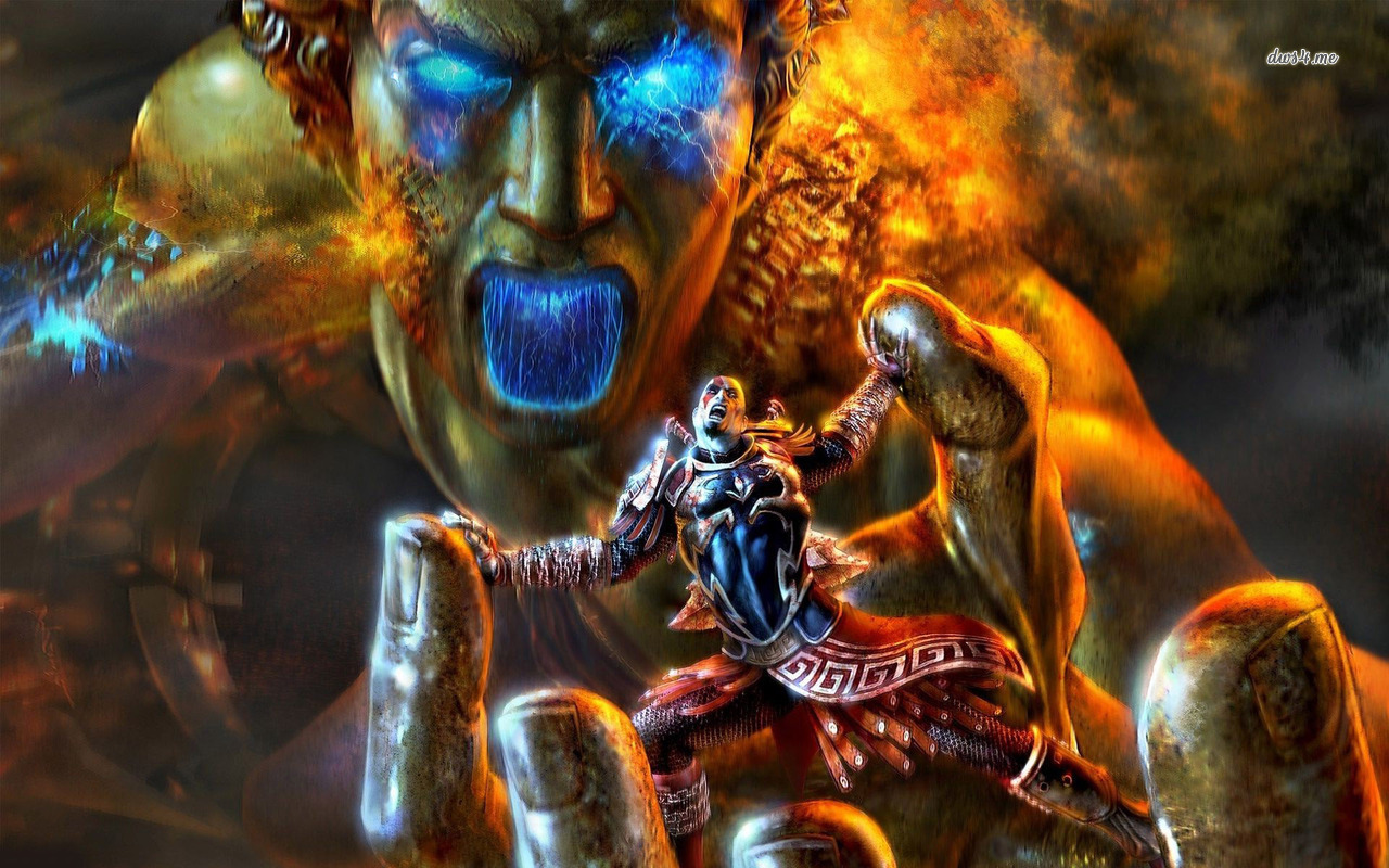 Kratos god of war quotes quotesgram - God of war wallpaper hd 3d ...