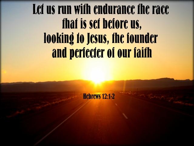 run the race bible quotes quotesgram