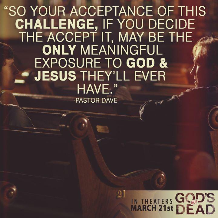 Ba Quote: Gods Not Dead Quotes. QuotesGram