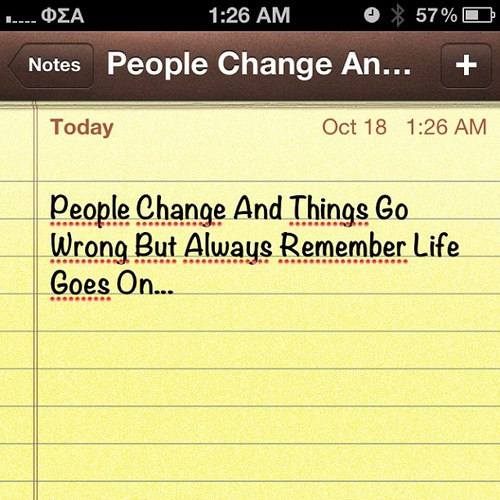 Quotes About Friends Changing