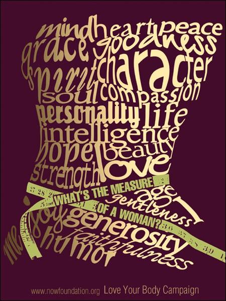 Female Body Image Quotes Quotesgram