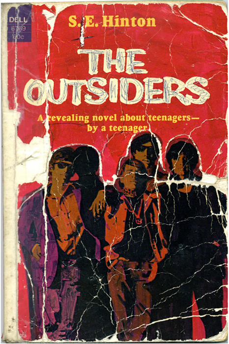 essays on the outsiders Suggested essay topics and project ideas for the outsiders part of a detailed lesson plan by bookragscom.