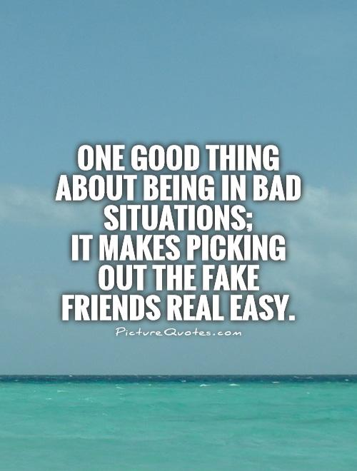 Good Quotes Bad Friends: Fake Friends Vs Real Friends Quotes. QuotesGram