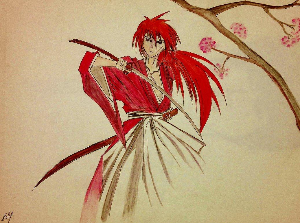 cory kenshin wallpaper