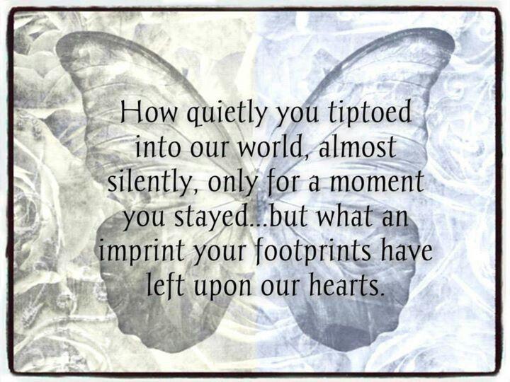 Stillborn Baby Quotes Quotesgram
