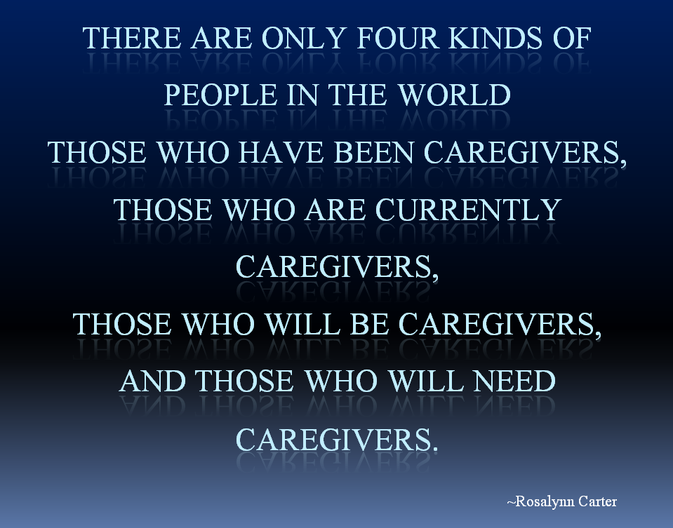 Thank You Quotes For Caregivers. QuotesGram