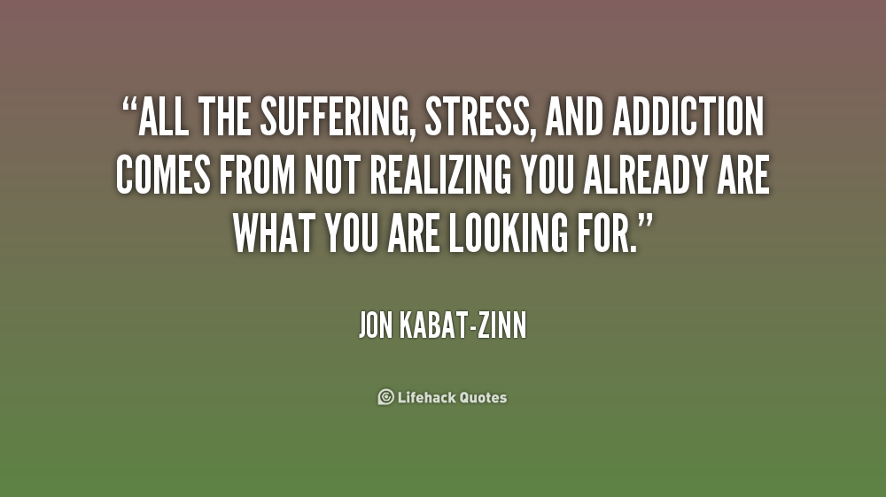 stress addiction Anyone struggling with addiction, or in recovery, needs to understand the effects  of stress and how to control it gain insights into stress,.