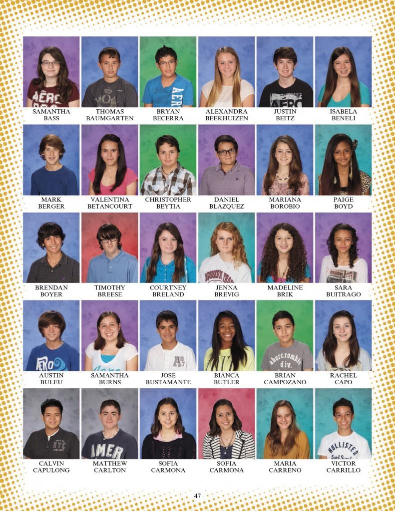 Orinda Intermediate 2013 People - Yearbook Discoveries  |Find Middle School Yearbooks