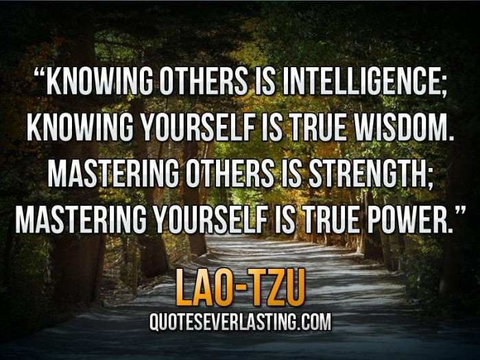 Famous Quotes About Knowing Yourself. QuotesGram