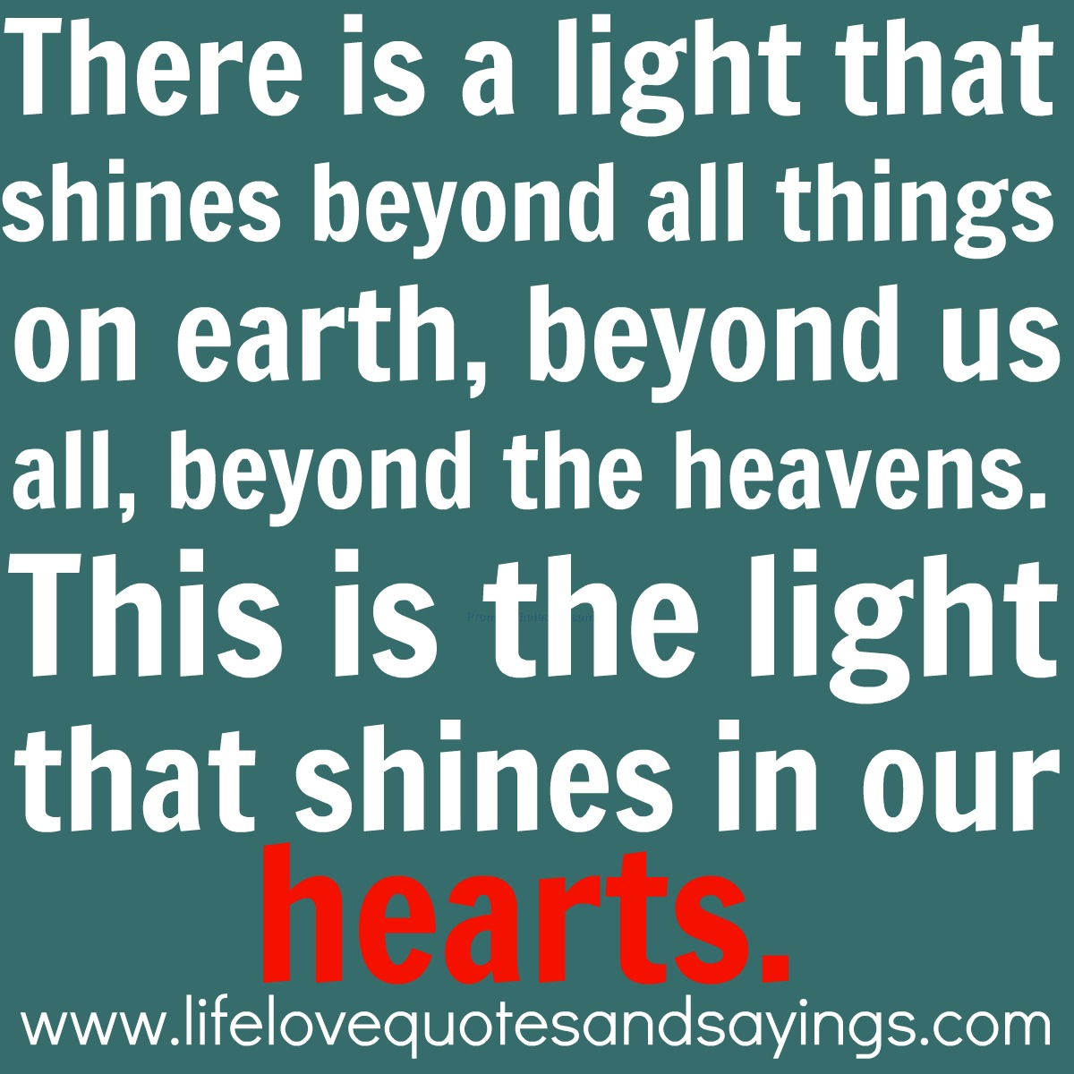 Quotes About Love: Quotes About Love And Light. QuotesGram